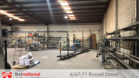 Factory, Warehouse & Industrial commercial property for sale at 6/67-71 Russell Street Werribee VIC 3030