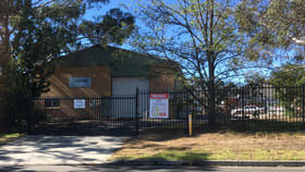 Factory, Warehouse & Industrial commercial property for sale at 15 Cavendish Street Mittagong NSW 2575