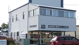 Medical / Consulting commercial property for sale at 54 Powell Street Bowen QLD 4805