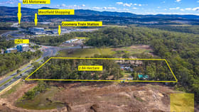 Development / Land commercial property for sale at 207 Foxwell Road Coomera QLD 4209