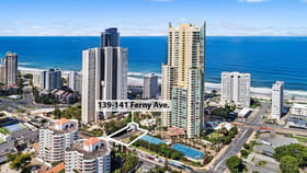 Development / Land commercial property for sale at 139-141 Ferny Avenue Surfers Paradise QLD 4217