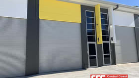 Showrooms / Bulky Goods commercial property for sale at 5/44 Nells Road West Gosford NSW 2250