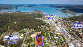 Development / Land commercial property for sale at Ormond Street And Range Road North Gosford NSW 2250