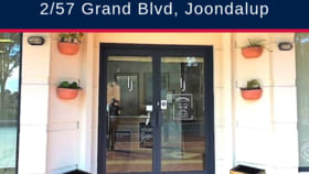 Shop & Retail commercial property for sale at 2/57 Grand Boulevard Joondalup WA 6027