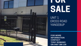 Offices commercial property for sale at 1/39 Erceg Road Yangebup WA 6164