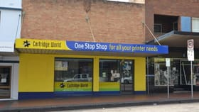 Shop & Retail commercial property sold at 100 Main Street Lithgow NSW 2790