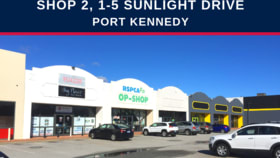 Shop & Retail commercial property for sale at 2/1-5 Sunlight Drive Port Kennedy WA 6172