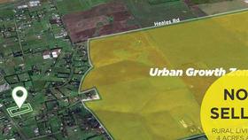 Development / Land commercial property sold at 491 Bacchus Marsh Road Lara VIC 3212