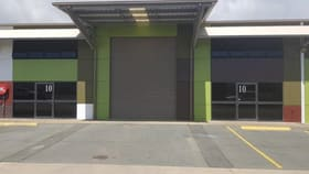 Factory, Warehouse & Industrial commercial property sold at 10/25 Transport Avenue Paget QLD 4740