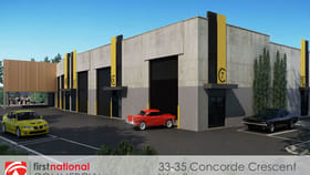 Factory, Warehouse & Industrial commercial property for sale at 33-35 Concorde Crescent Werribee VIC 3030