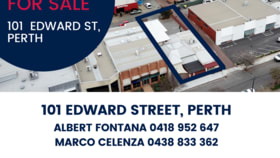 Hotel, Motel, Pub & Leisure commercial property for sale at 101 Edward Street Perth WA 6000