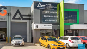 Offices commercial property sold at 6/15 Eucumbene Drive Ravenhall VIC 3023