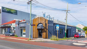 Showrooms / Bulky Goods commercial property sold at 246 Fitzgerald Street Perth WA 6000