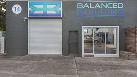 Factory, Warehouse & Industrial commercial property sold at 1/14 Bilinga Avenue Kincumber NSW 2251