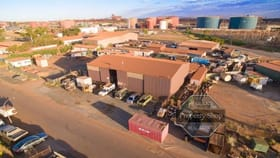 Industrial / Warehouse commercial property for lease at 6 Stocker Street Port Hedland WA 6721