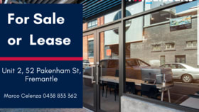 Offices commercial property sold at 2/52 Pakenham Street Fremantle WA 6160
