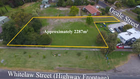 Development / Land commercial property for sale at 81-87 Whitelaw Street Meeniyan VIC 3956