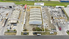 Industrial / Warehouse commercial property for sale at 11 Reeves Court Breakwater VIC 3219