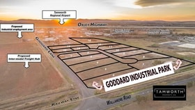 Development / Land commercial property for sale at Goddard Industrial Park Tamworth NSW 2340