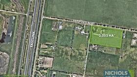 Development / Land commercial property for sale at 145 Harwood Road Bangholme VIC 3175