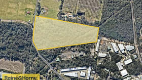 Factory, Warehouse & Industrial commercial property for sale at 278 Wisemans Ferry Road Somersby NSW 2250