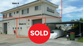 Factory, Warehouse & Industrial commercial property for sale at 5&6/3 Shepherd Place Molendinar QLD 4214