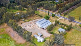 Factory, Warehouse & Industrial commercial property for sale at 107 Moyhu-Meadow Creek Road Moyhu VIC 3732