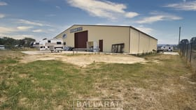 Factory, Warehouse & Industrial commercial property for sale at 1 Broadbent Court Beaufort VIC 3373