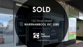 Shop & Retail commercial property for lease at 152 Timor Street Warrnambool VIC 3280