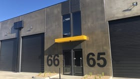 Industrial / Warehouse commercial property for sale at 66/2 Thomsons Road Keilor Park VIC 3042