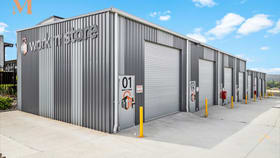Factory, Warehouse & Industrial commercial property for sale at 3/6 Concord Street Cardiff NSW 2285