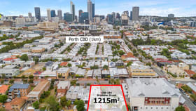 Development / Land commercial property for sale at 190-194 Brisbane Street Perth WA 6000