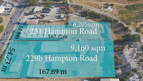 Retail commercial property for sale at 231 Hampton Rd South Fremantle WA 6162