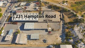Development / Land commercial property for sale at 231 Hampton Rd South Fremantle WA 6162