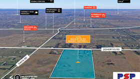 Development / Land commercial property for sale at 1370 Dohertys Road Mount Cottrell VIC 3024