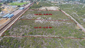 Development / Land commercial property for sale at Lot 24 Sims Street Nulsen WA 6450