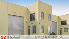 Factory, Warehouse & Industrial commercial property for sale at 8/22-29 Richards Road Hoppers Crossing VIC 3029