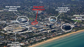 Shop & Retail commercial property for sale at 62-74 and 80-86 Young Street Frankston VIC 3199