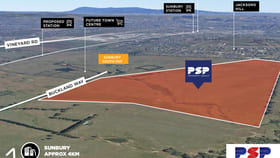 Development / Land commercial property for sale at 40 & 50 BUCKLAND WAY Sunbury VIC 3429