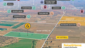 Rural / Farming commercial property for sale at 1626-1664 Mount Cottrell Road Mount Cottrell VIC 3024