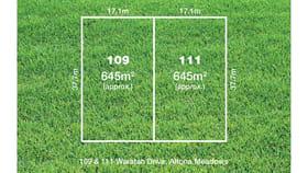 Development / Land commercial property sold at 109-111 Waratah Crescent Altona Meadows VIC 3028