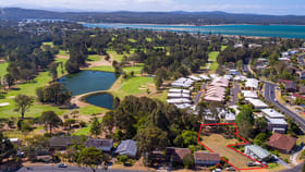 Development / Land commercial property for sale at 50 Country Club Drive Catalina NSW 2536