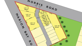 Factory, Warehouse & Industrial commercial property for sale at Lot 118 Norris Road Marion Bay SA 5575