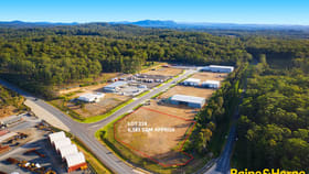 Factory, Warehouse & Industrial commercial property for sale at (S)/Lot 118, 6 Orontes Close, Sancrox NSW 2446