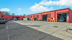 Factory, Warehouse & Industrial commercial property sold at 6/1 Military Road Matraville NSW 2036
