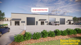 Factory, Warehouse & Industrial commercial property for sale at Unit 2 or 3/28A Business Circuit Wauchope NSW 2446