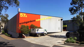 Factory, Warehouse & Industrial commercial property for sale at Hillsdale NSW 2036