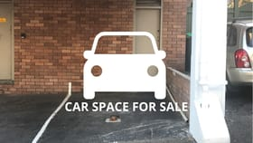Parking / Car Space commercial property for sale at Lot 50/10 Barncleuth Square Elizabeth Bay NSW 2011