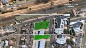 Development / Land commercial property for sale at 107 - 111 Railway Avenue Laverton VIC 3028