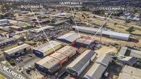 Factory, Warehouse & Industrial commercial property for sale at 3/225 Mann Street Armidale NSW 2350